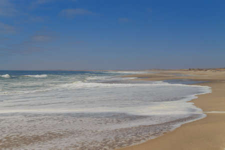 A view from Skeleton Coast National Park, Namibia