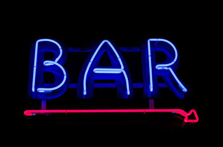 door neon: Vintage neon sign over the bar door Stock Photo & Door Neon Stock Photos Images. Royalty Free Door Neon Images And ... Pezcame.Com