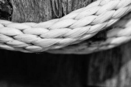 macrophotography: Rope
