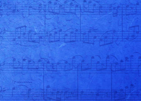 music blue background with texture photo