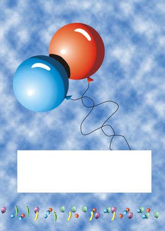 Balloons 2,  Stock Photo