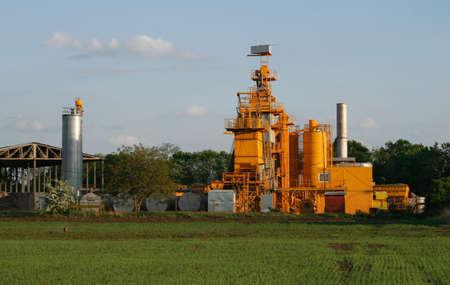 Industrial komplete building photo