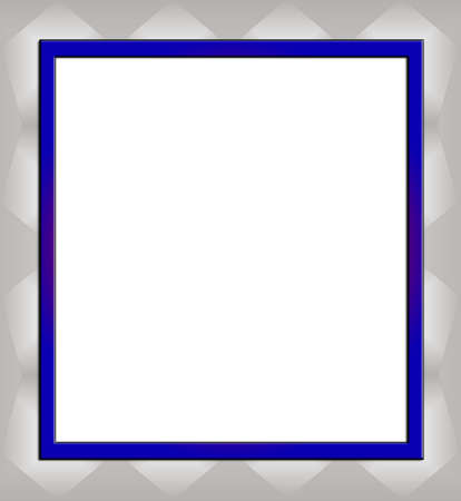 designation: Geometrical background wit frame for text Stock Photo