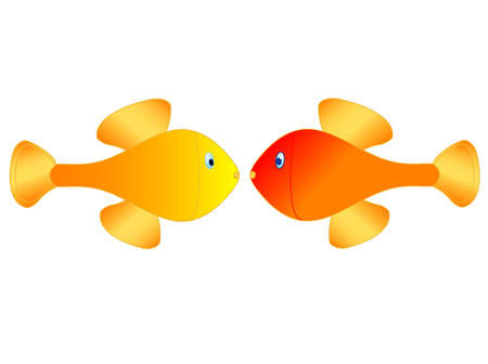 Fish Stock Vector - 8243238