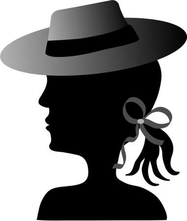 Women, vector Stock Vector - 8243240