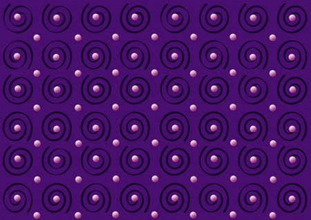 Purple patterned background texture for your site Stock Photo
