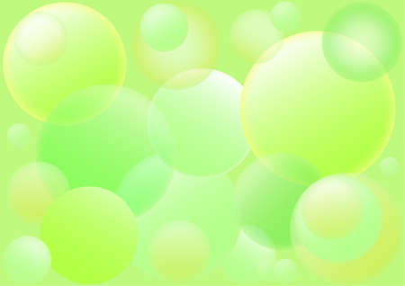 Abstract air bubbles background 矢量图像