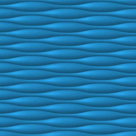 Blue water pattern.