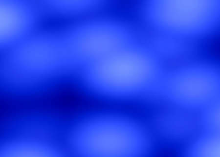 Abstract of foggy blue