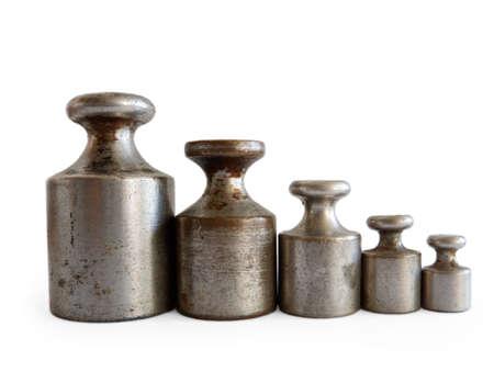 pesantezza: Equilibrio peso, su bianco