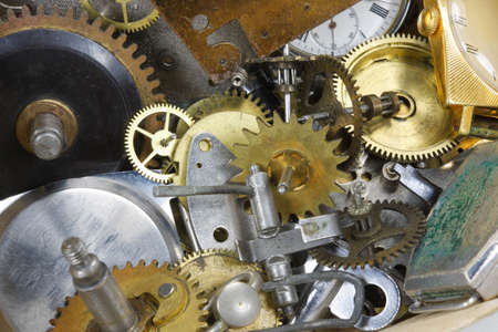 Watch components Stock Photo - 4674865