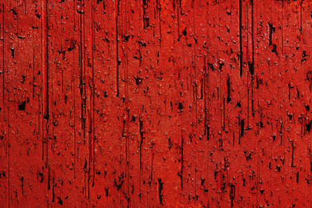 voids: Void structure of a burnt red brick Stock Photo