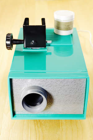 projection: Old film projection apparatus  FD-2 - products of mass production in the USSR, 1980s