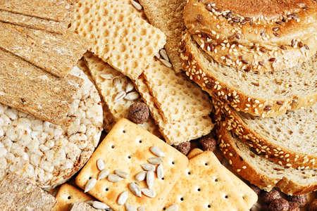 salubrious: Cereal salubrious food