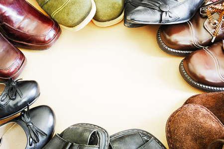 footgear: Circle of footwear