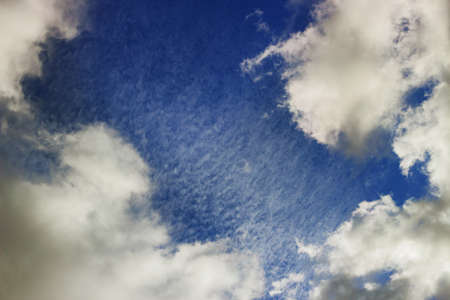 eddy: Sky clouds up Stock Photo