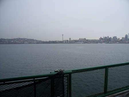 Seattle-Fähren- Standard-Bild - 12470820