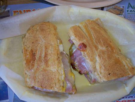 Cubaanse sandwich