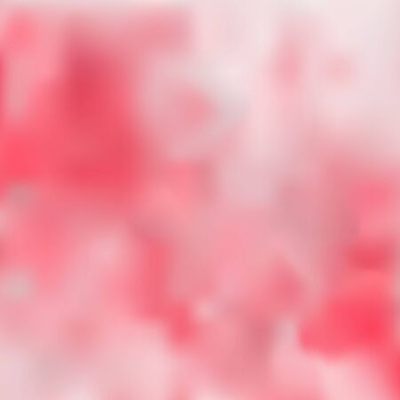 Blurred background of bright and pale purplish-pink color spots. Great as a background for a poster, web pages, gift wrapping design, any printed materials, advertising, web pages,or other design.  イラスト・ベクター素材
