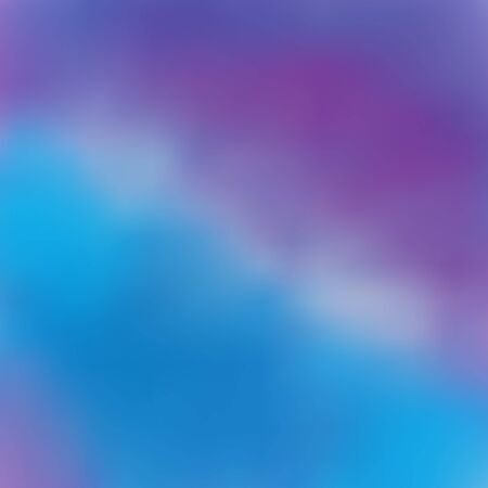 Beautiful background with flowing purple in blue, blur, transition. Great as a background for a poster, web pages, gift wrapping design, any printed materials, advertising, or other design.  イラスト・ベクター素材