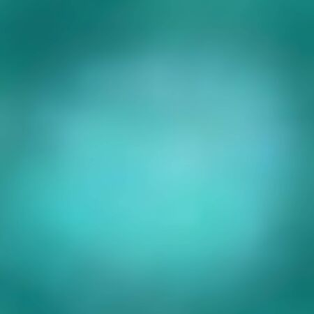 The background color is green pine along the edges with a smooth transition to a light turquoise spot in the center. Great as a background for a poster, web pages, advertising, or other.
