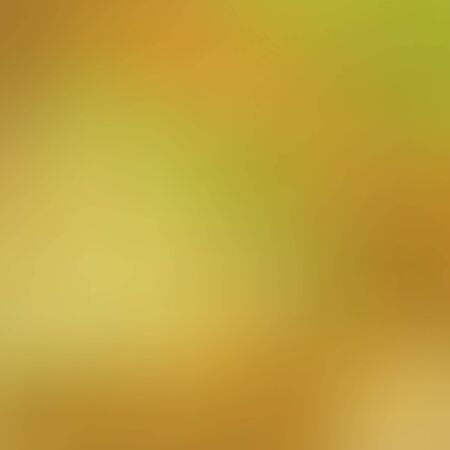 Blurred background of beautiful gradient transitions of color spots of yellow, lemon yellow and dark yellow. Excellent as a background for the production of printed product, advertising, or other.  イラスト・ベクター素材