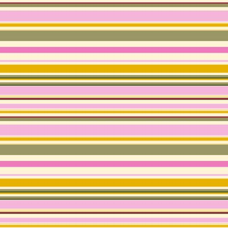 Bright striped seamless print, horizontal stripes. A harmonious combination of shades of pink, yellow, gray-beige, cherry. Fashionable and glamorous decoration of any of your bold advertising projects