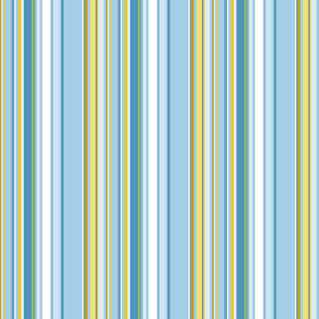 Seamless geometric pattern, vertical stripes with a predominance of gentle pastel shades of blue. Great for decorating fabrics, textiles, gift wrapping, printed matter, interiors, advertising. Vector Illustratie