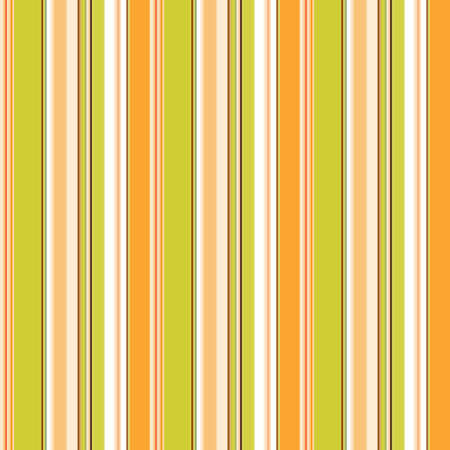 Trendy striped print in yellow-green and orange colors. Colored horizontal stripes seamless pattern. Great for decorating fabrics, textiles, gift wrapping, printed matter, interiors, advertising.