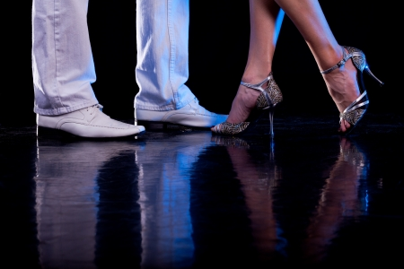Dancing feet  photo