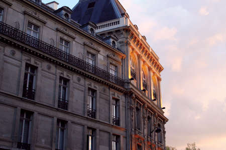 paris apartment-3 Banco de Imagens