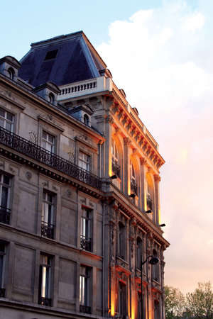 paris apartment-2 Banco de Imagens - 410879