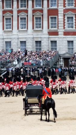 LONDON, UK- JUNE 8 2013: Major General
