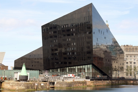 endangering: Mann Island development on Liverpools waterfront, has attracted controversy for potentially endangering the areas UNESCO World Heritage status with the modernity Editorial