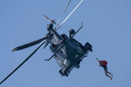 Italian Air Force - Search and Rescue