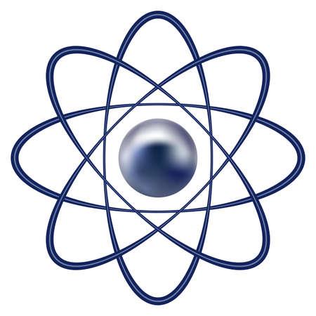 atom part Stock Vector - 17536603