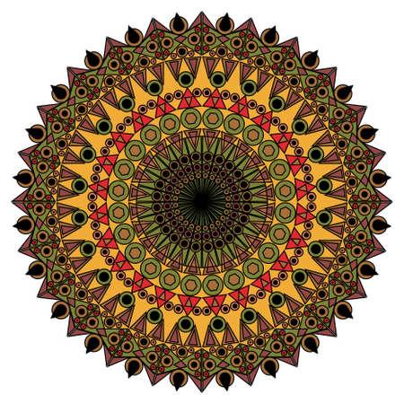 Arabesque pattern  Elements for design  Stock Photo