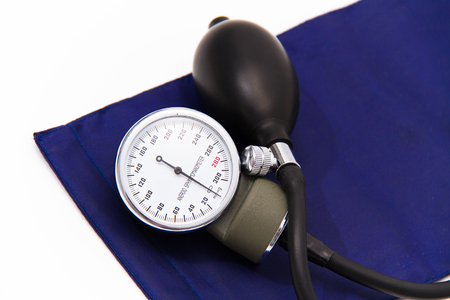 Blood pressure meter medical equipment photo