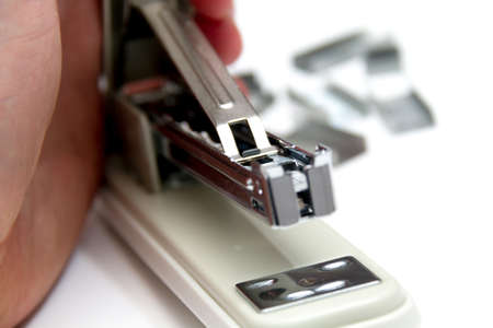 stapling: Photo of the Professional stapler