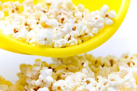 Photo of the Fresh popcorn photo
