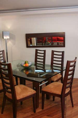 dinning room Фото со стока