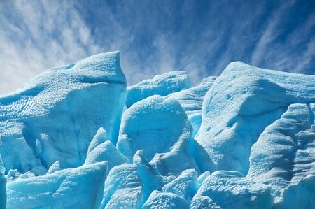 icescape: Perito Moreno glacier, El Calafate, patagonia, Argentina.
