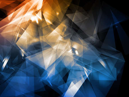 ��digitally generated image�: Blend 3d abstract background, digitally generated image.
