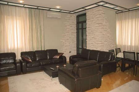 Modern living-room inter Stock Photo - 541745