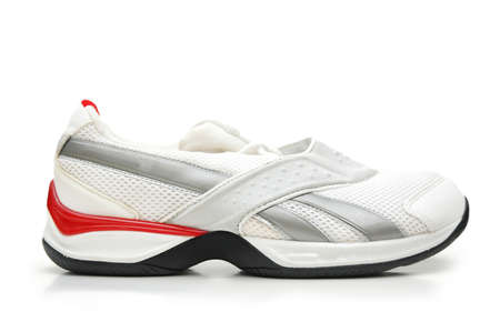 Sport Shoe isolated on the white background Stock Photo - 647085