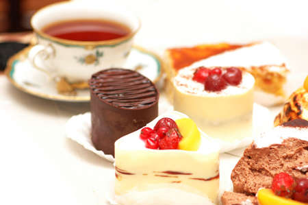 Various sweets with shallow  depth of field Stock Photo - 1888115
