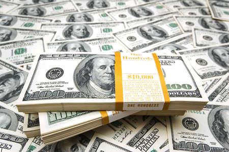 signos de pesos: Antecedentes con muchos d�lares americanos cien proyectos de ley
