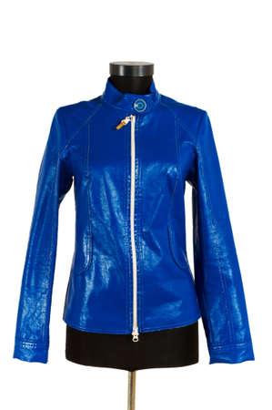 Stylish jacket isolated on the white background Stock Photo - 3692229