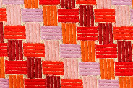 Textile pattern - can be used as a background photo