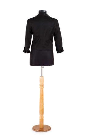 Stylish jacket isolated on the white background Stock Photo - 3993167